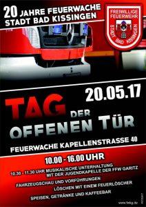 20 Jahre Feuerwache Bad Kissingen