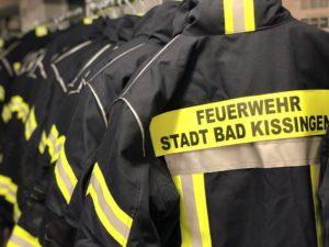 Neue Feuerwehr-Überjacken