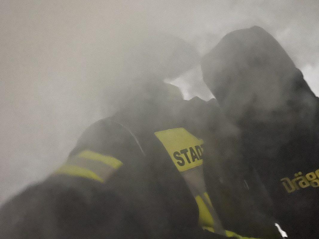 Freiwillige Feuerwehr Bad Kissingen in der Corona Zeit