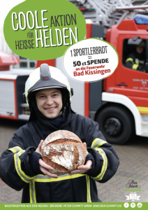 Read more about the article COOLE AKTION FÜR HEISSE HELDEN
