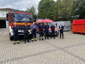 Read more about the article Katastrophenschutzeinsatz in Remagen